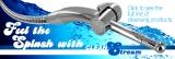 Clean Stream Web Banner feel the splash 714 x 239