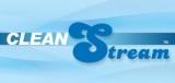 Clean Stream Logo Plain Blue 275 x 130