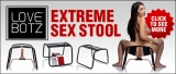 LoveBotz Extreme Sex Stool Ad Banner 570 x 242