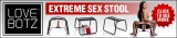 LoveBotz Extreme Sex Stool Ad Banner 600 x 130
