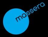 Massera Logo on Black w Slanted Text 390 x 300