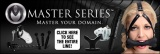 Master Series Web Banner with Call to Action 514 x 172