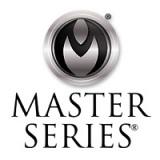 Master Series White Stacked Logo 200 x 200