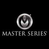 Master Series Black Stacked Logo 200 x 200