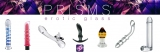 Prisms Erotic Glass Web Banner With Items 1050 x 350