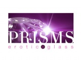 Prisms Erotic Glass Logo on White 390 x 300