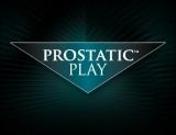 Prostatic Play Logo on Black 390 x 300