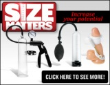 Size Matters Ad Banner White 290 x 223