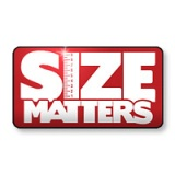 Size Matters Logo on White 200 x 200