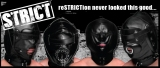 Strict Masks Ad Banner 570 x 242