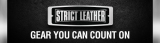 Strict Leather Web Banner w Tag Line 600 x 160