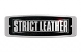 Strict Leather Logo on White 195 x127