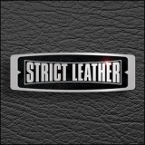 Strict Leather Logo Black 250 x 250