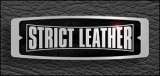 Strict Leather Logo Black 275 x 130