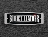 Strict Leather Logo Black 290 x 223