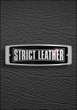 Strict Leather Logo Black 300 x 425