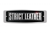 Strict Leather Logo on White 450 x 300