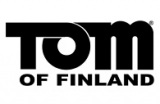 Tom of Finland Black Logo 195 x 127