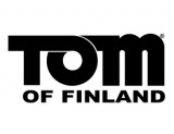 Tom of Finland Black Logo 290 x 223