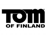 Tom of Finland Black Logo 390 x 300