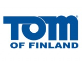 Tom of Finland Blue Logo 390 x 300
