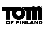 Tom of Finland Black Logo 450 x 300