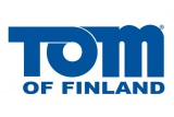 Tom of Finland Blue Logo 450 x 300