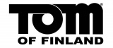 Tom of Finland Black Logo 570 x 242