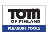 Tom of Finland Logo on white 390 x 300