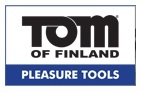 Tom of Finland Pleasure Tools Logo 141 x 92
