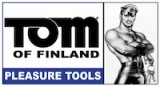 Tom of Finland Logo with image 200 x 108