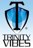 Trinity Men Logo on Blue Stacked 300 x 425