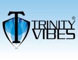 Trinity Men Logo on Blue 390 x 300