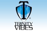 Trinity Men Logo on Blue Stacked 450 x 300