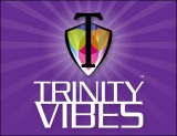 Trinity Vibes Logo Purple Wide 390 x 300