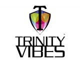 Trinity Vibes Logo White Wide 390 x 300