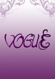 Vogue Logo 300 x 425