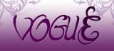 Vogue Logo 491 x 221