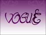 Vogue Logo Purple 390x300